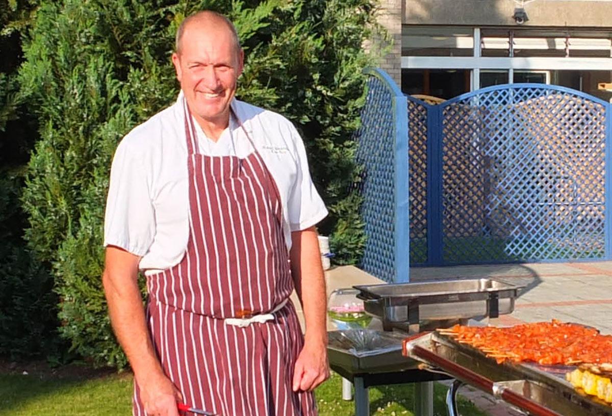 Kevin Pearson Head Chef