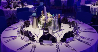 Ark Annual Lecture Dinner 2019 in The Pavilion