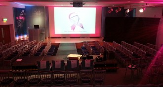 Fashion show venue in Basingstoke