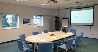 Our Lugano Room at The Ark Conference Centre in Basingstoke Hampshire