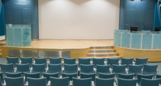 presentation theatre in Basingstoke