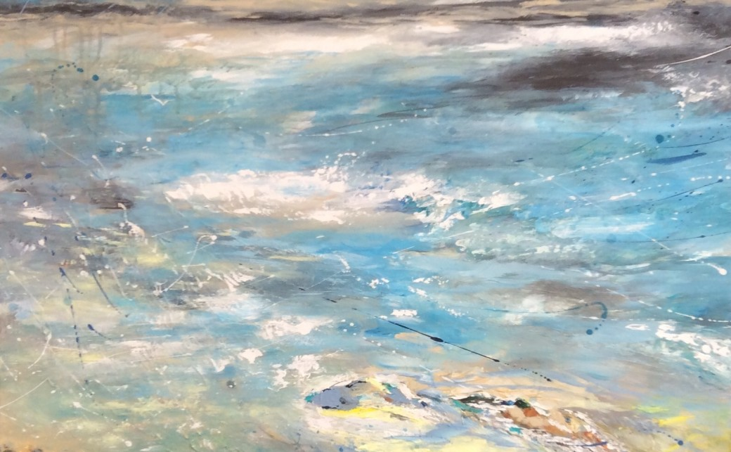 Anne Jane Waters | Across The Bay