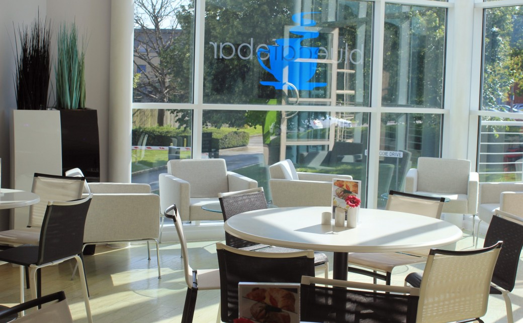 BCB Window Table Shot at The Ark Conference Centre Basingstoke Hampshire