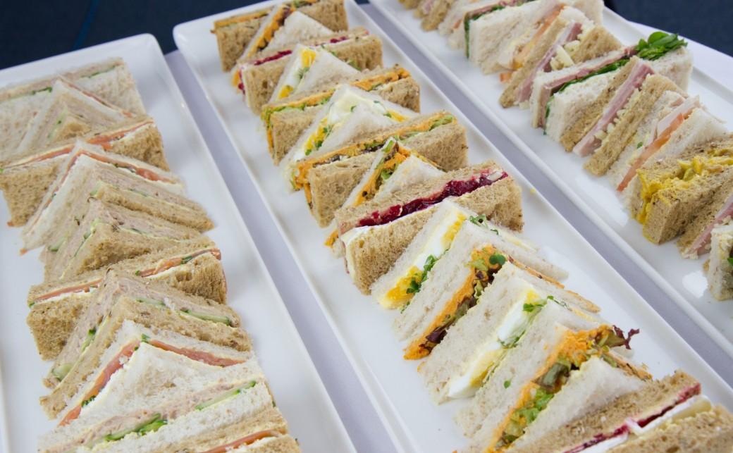 Sandwich display