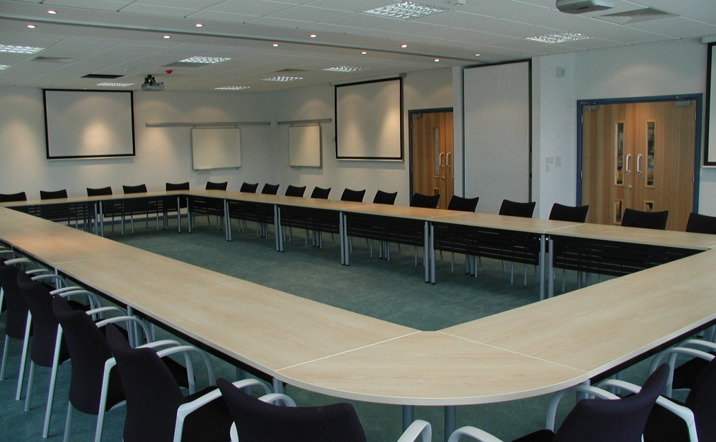 Caspian & Andaman Meeting Room at The Ark Conference Centre in Basingstoke