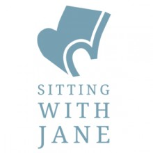 Sitting With Jane Logo