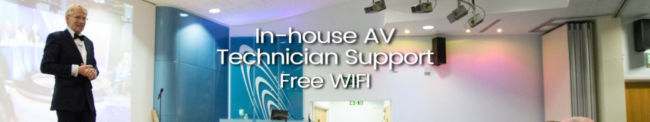 Squire Av-Tech & Free Wifi